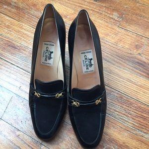 Vintage authentic Celine shoe